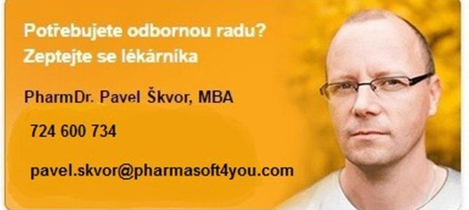 Odborné poradenství – lékárenský informační servis