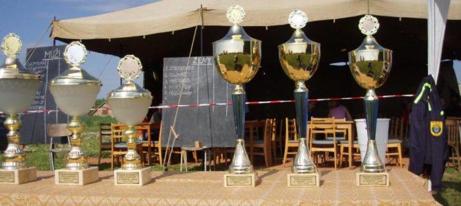 O pohár starosty obce 2008