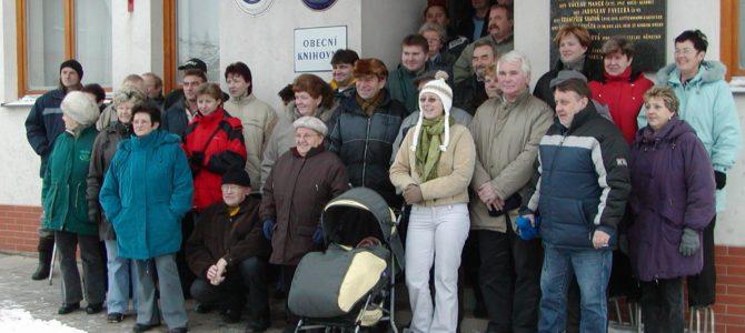Silvestrovské procesí 2007