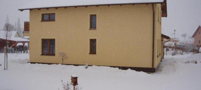 Sněhová kalamita 2010